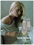 Raymond Weil - Charlize Theron