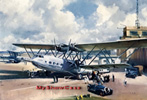 Imperial Airways Hannibal Croydon Airport