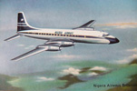 Nigerian Airways Britannia