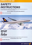 Jet Airways A340-300
